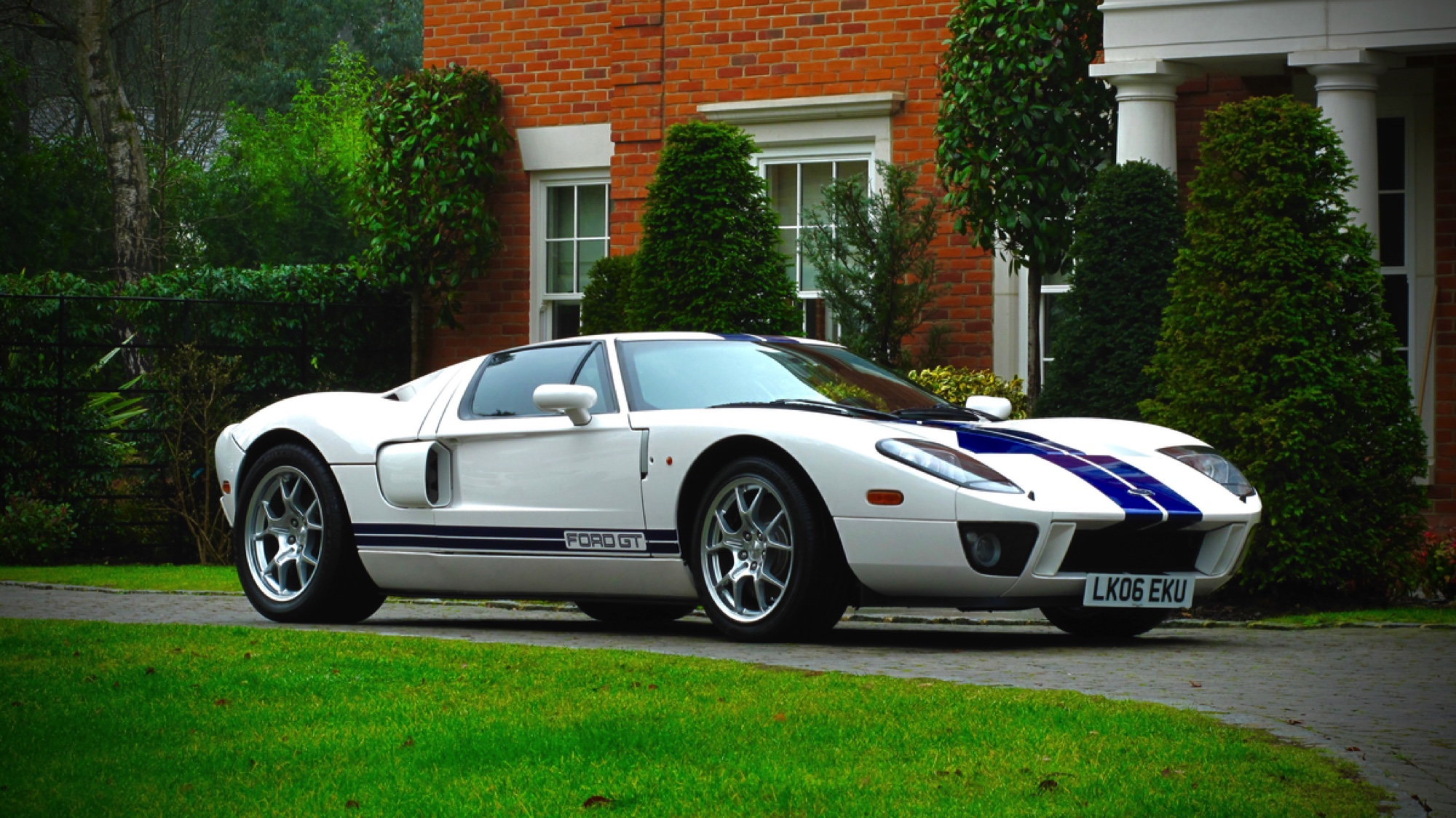 Ford GT - Silverstone Auctions - Autovisie.nl