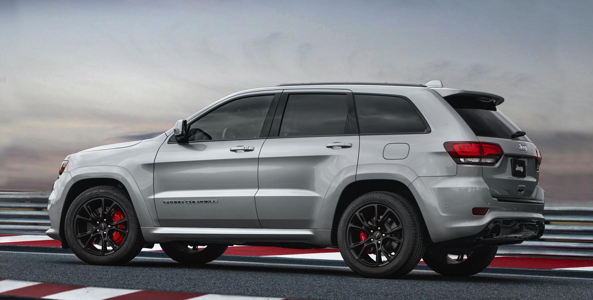 Jeep Grand Cherokee Trackhawk - Autovisie.nl