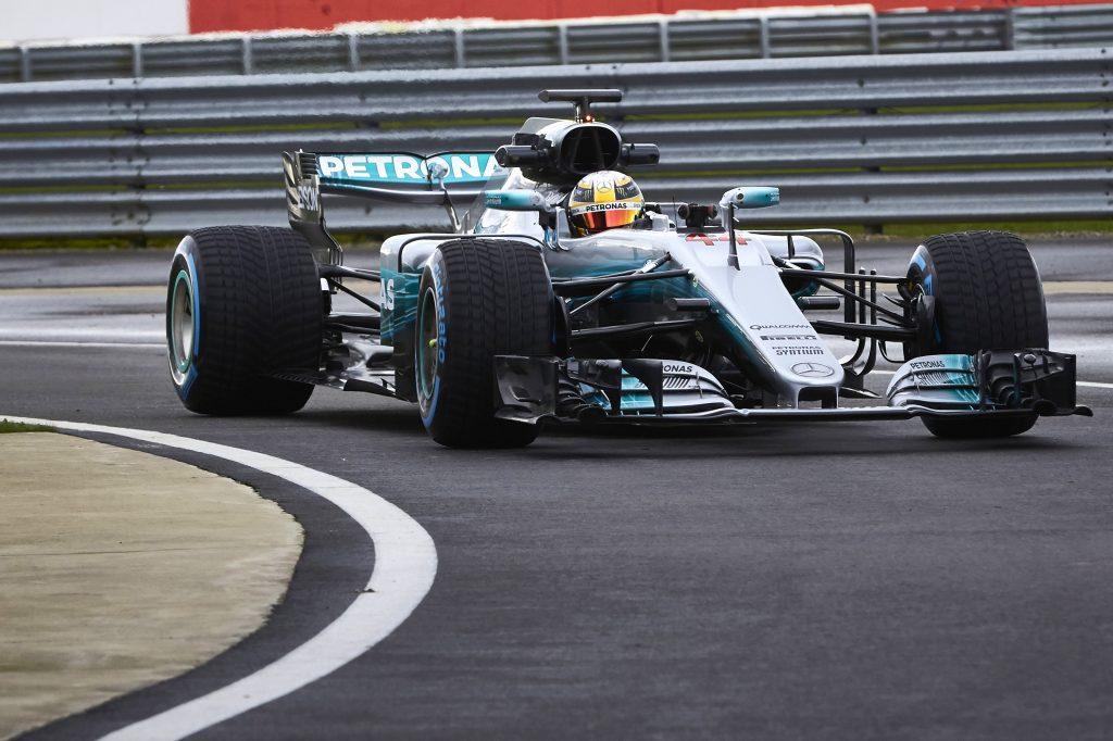 Mercedes-AMG W08 F1