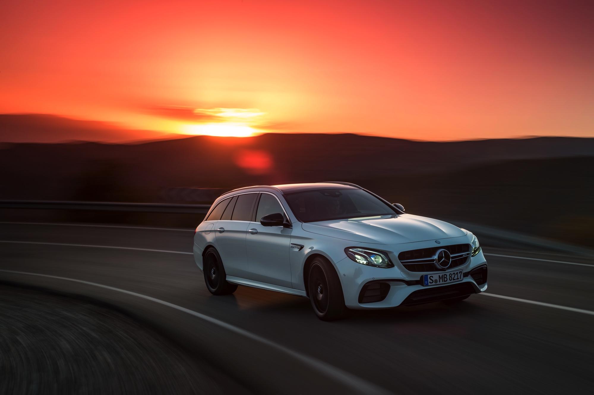 Mercedes-AMG E 63 S Estate Autovisie.nl