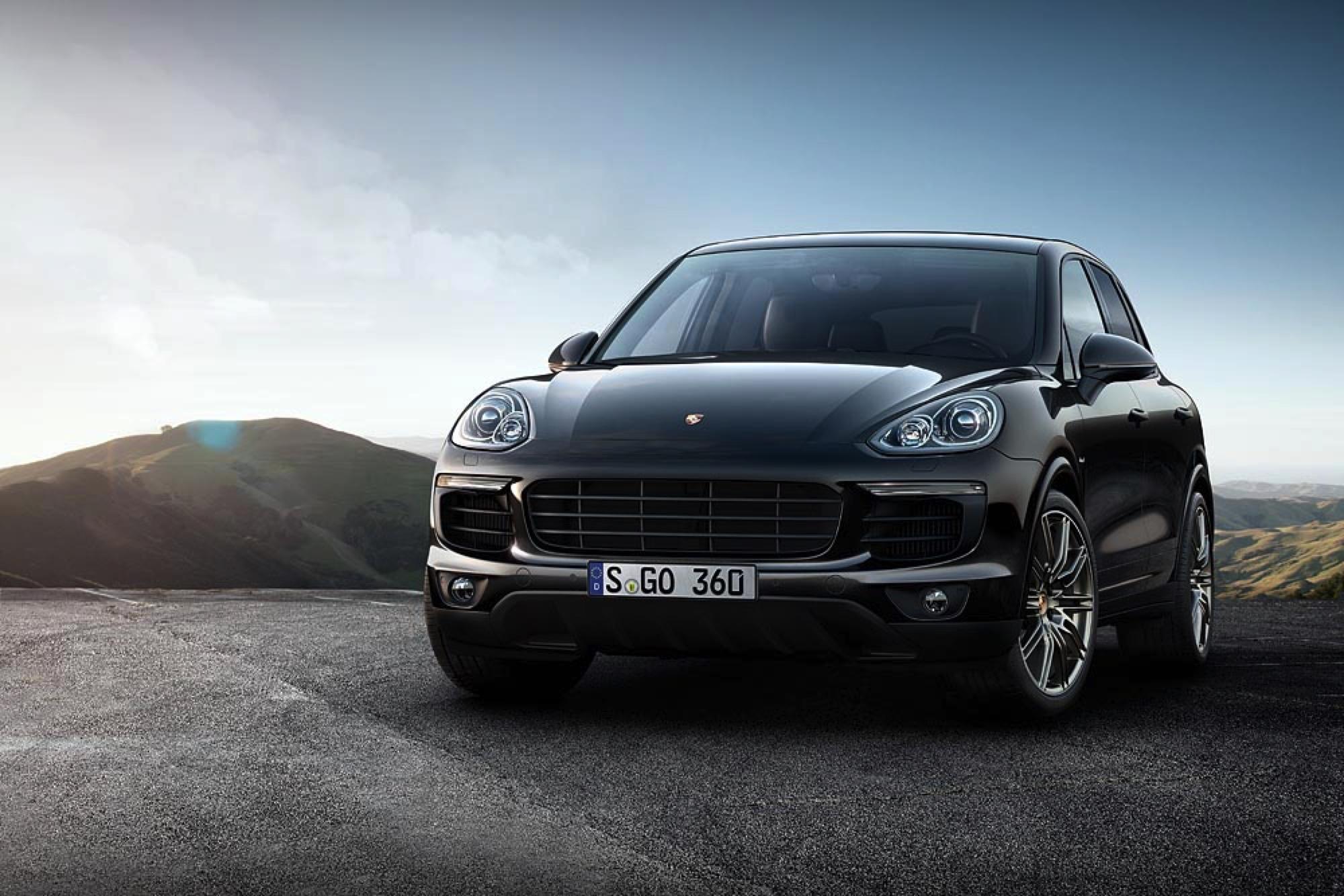 Porsche Cayenne Platinum Edition - Autovisie.nl
