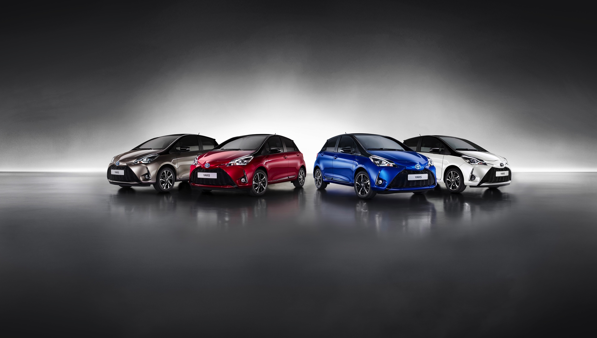 Vernieuwde Toyota Yaris - Autovisie.nl