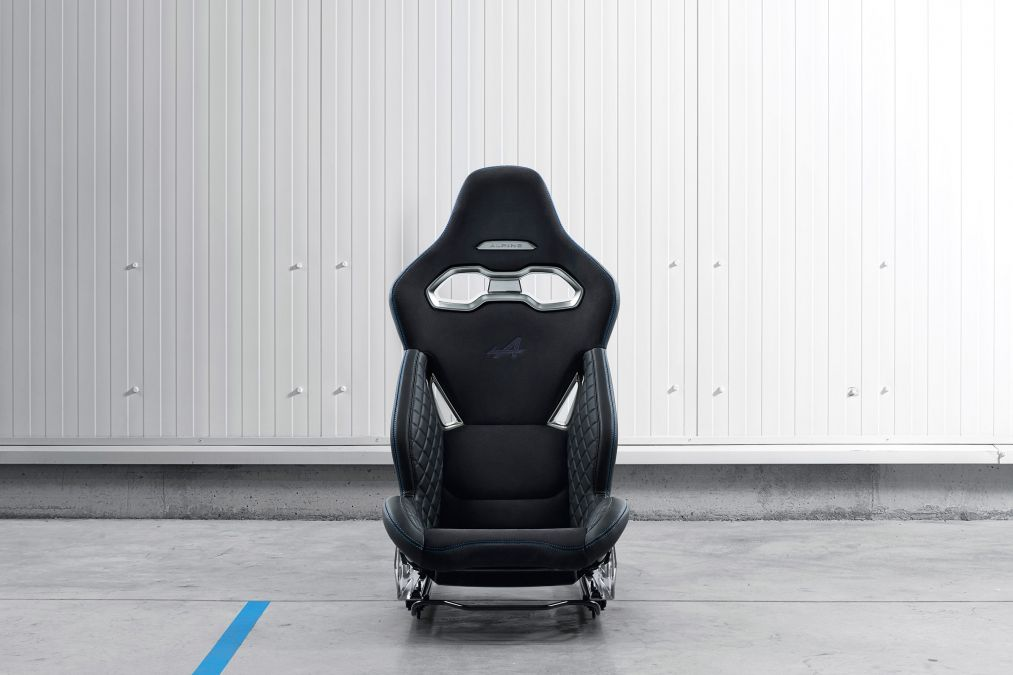 Alpine A120 stoel