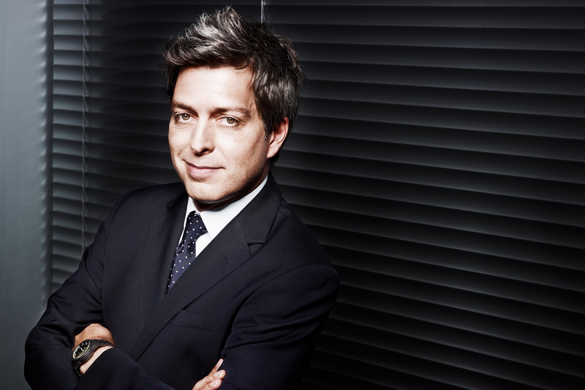 Kia's Europese designbaas Gregory Guillaume