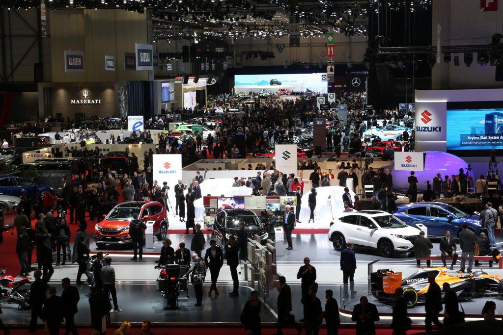 Autosalon van Genève 2017
