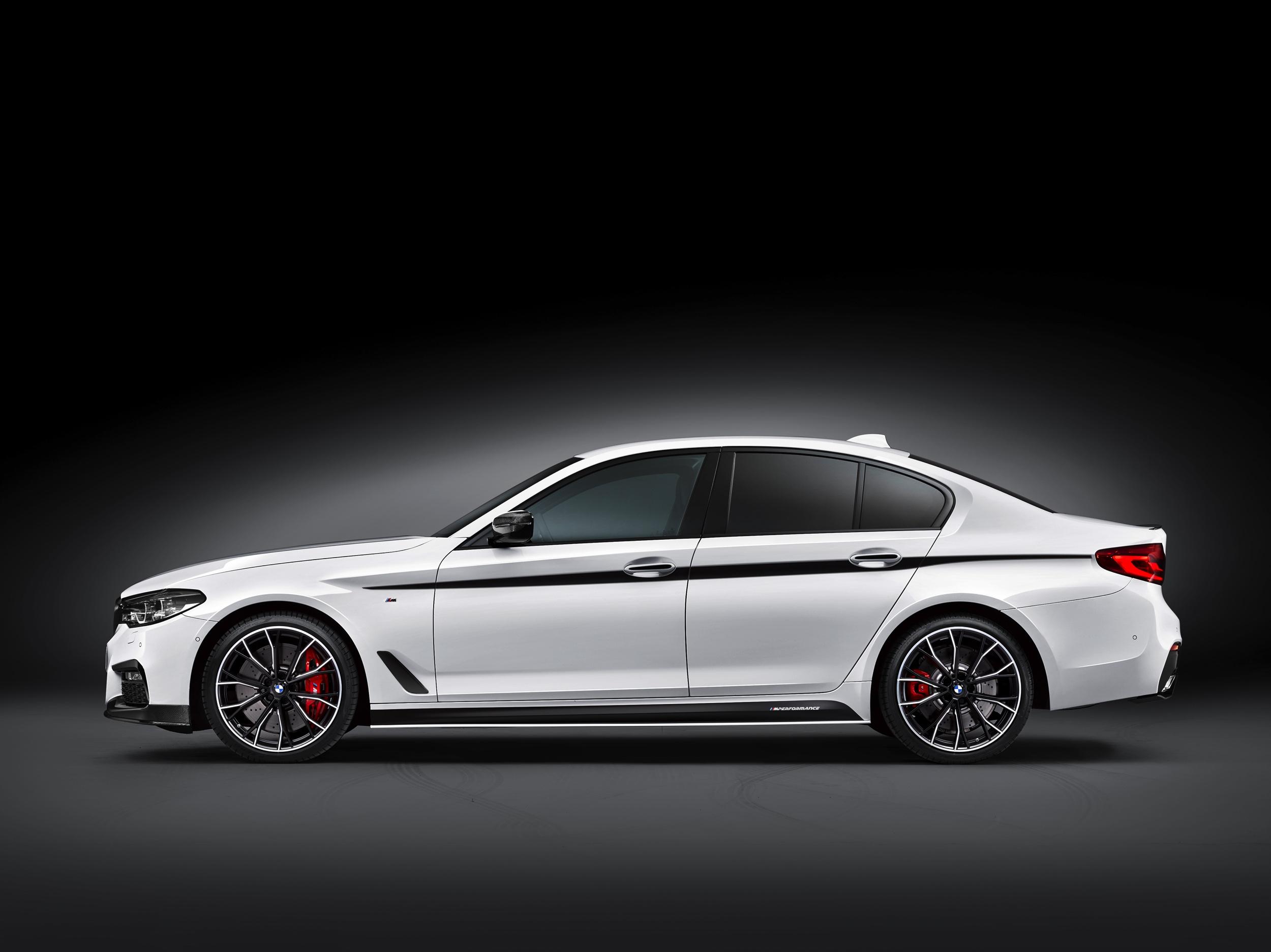 BMW M5 - BMW 5 Serie M Performance Parts - Autovisie.nl