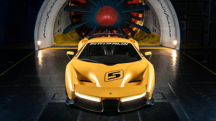 Fittipaldi EF7 Vision Gran Turismo Pininfarina