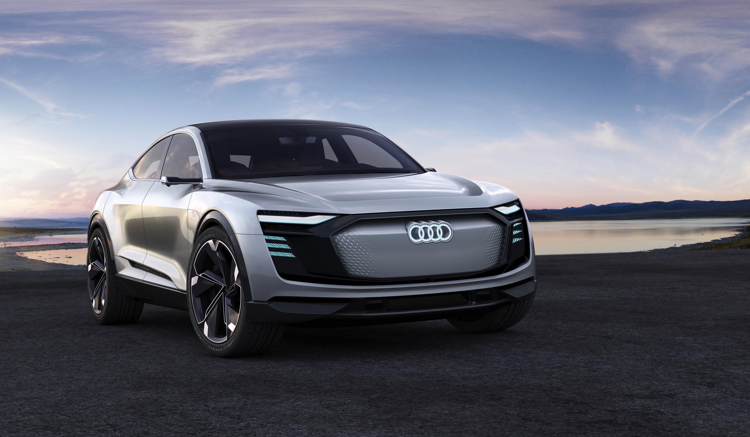 Audi e-tron Sportback - Autovisie.nl