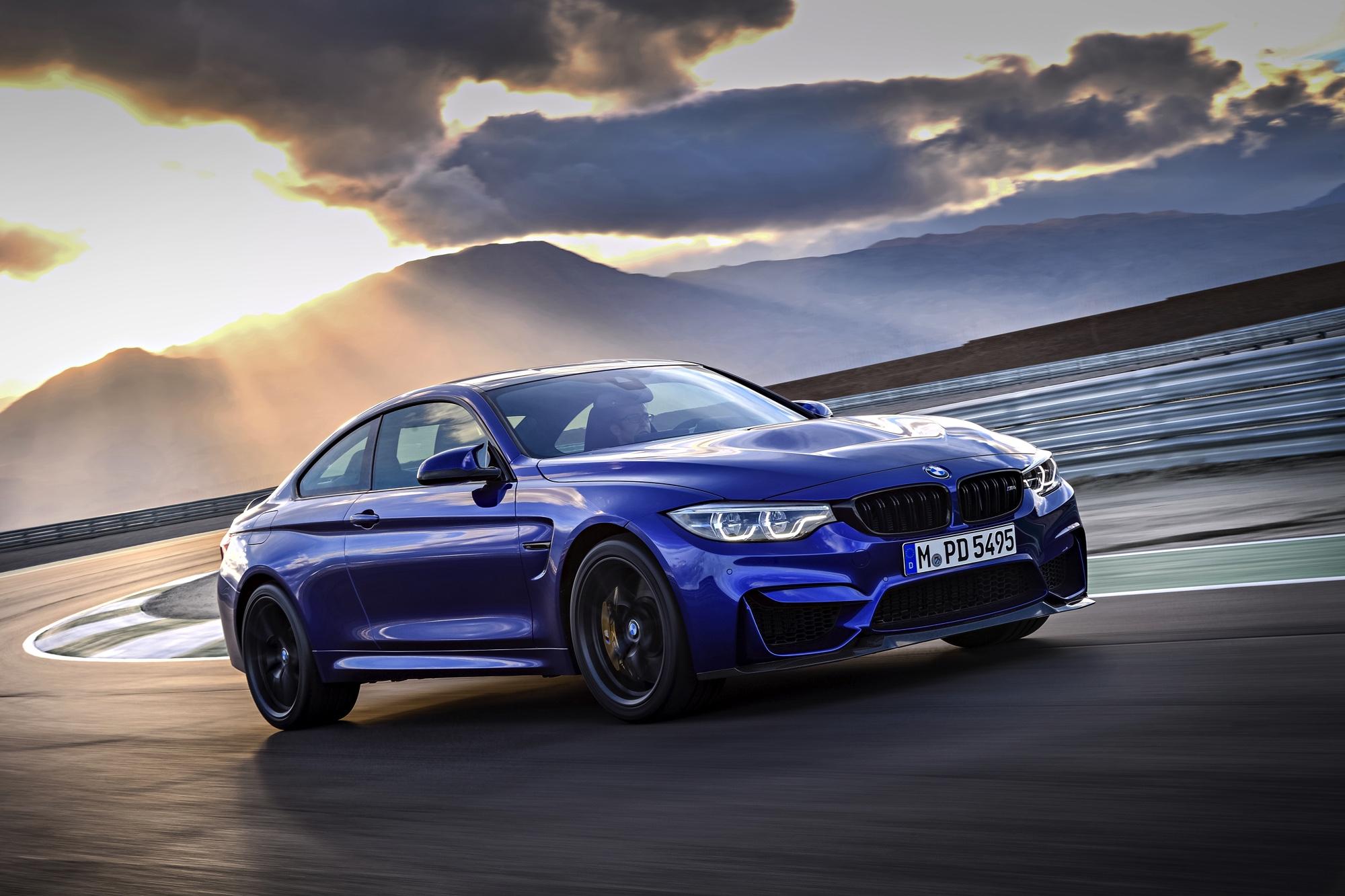 BMW M4 CS - Autovisie.nl