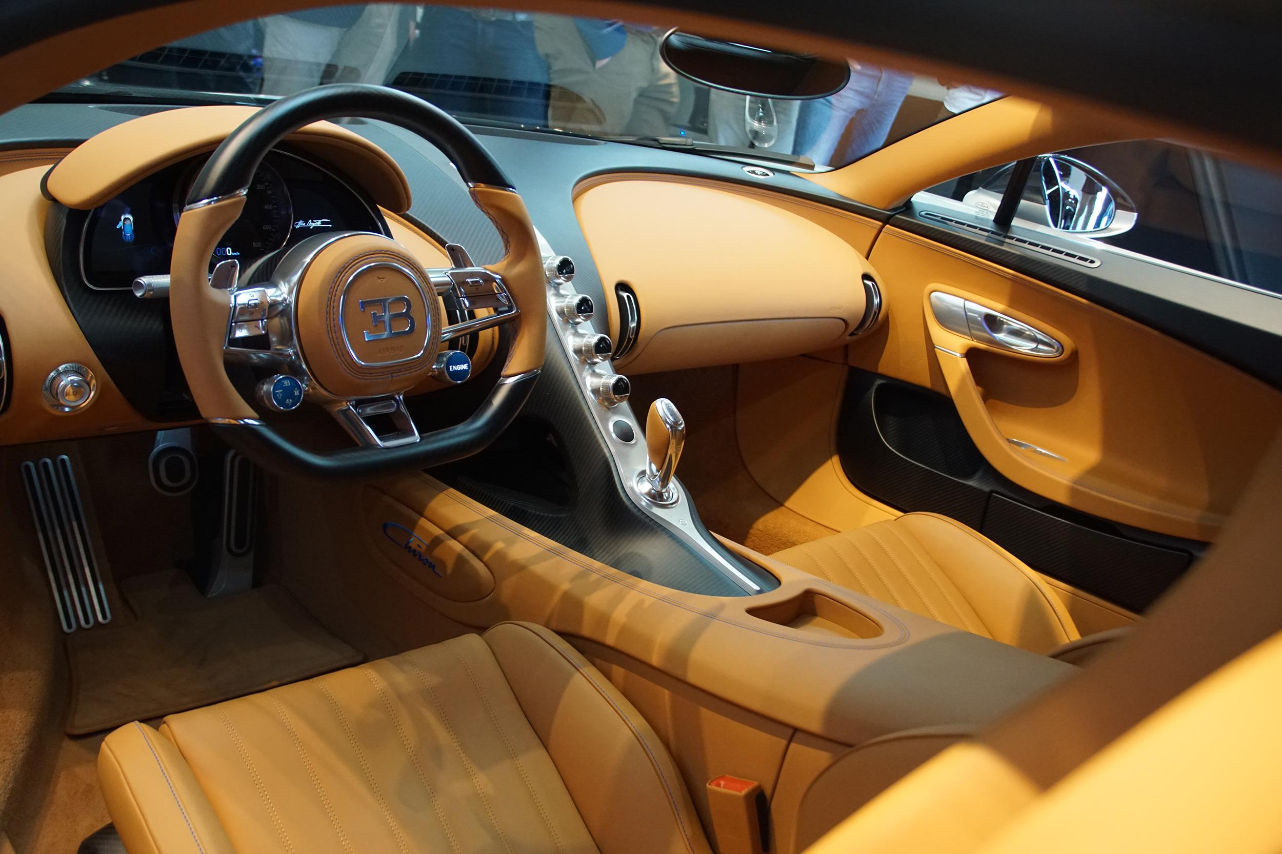 Bugatti Chiron Nederland - Noel van Bilsen - Autovisie.nl