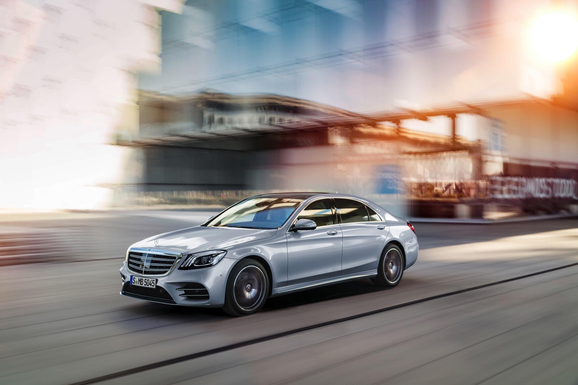 Mercedes-Benz S-Klasse - Autovisie.nl
