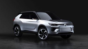 SsangYong SUV Concept -1- Autovisie.nl
