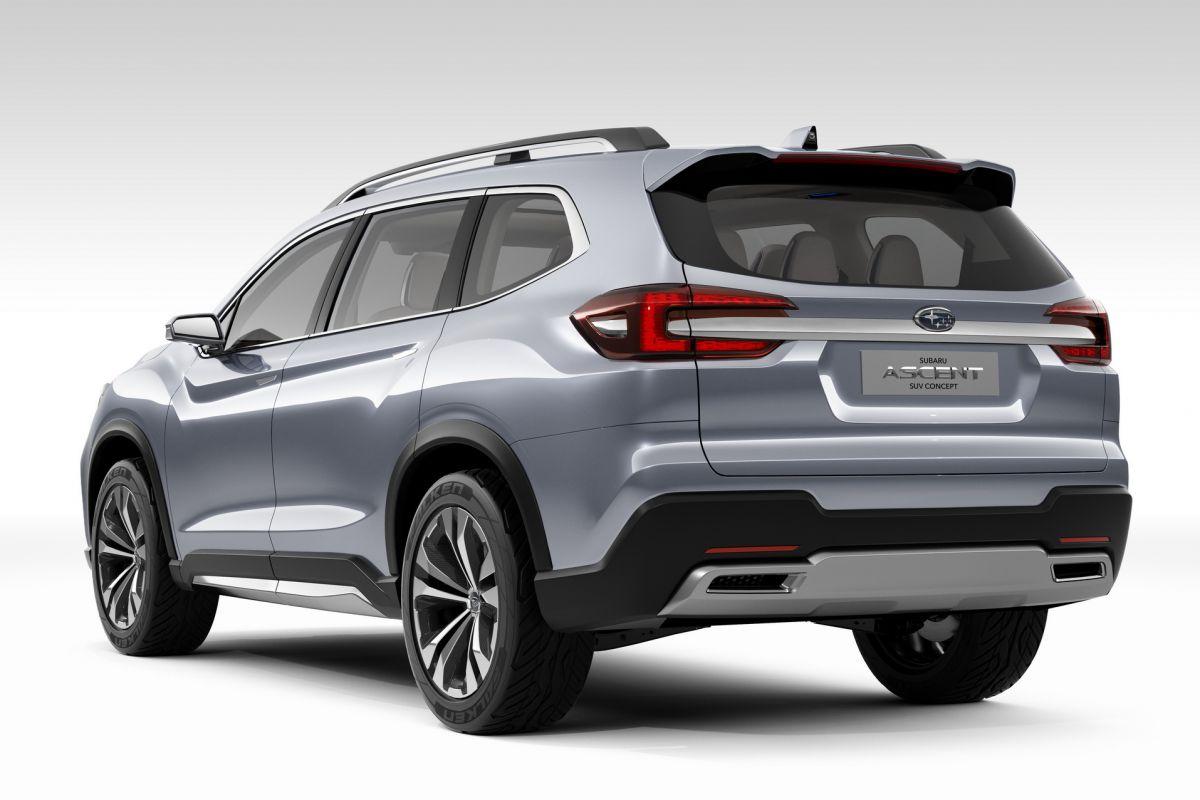 Ascent SUV Concept