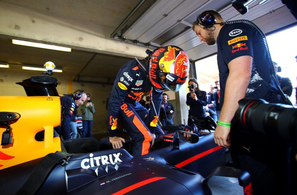 Max Verstappen 2 Jumbo Racedagen - Autovisie.nl