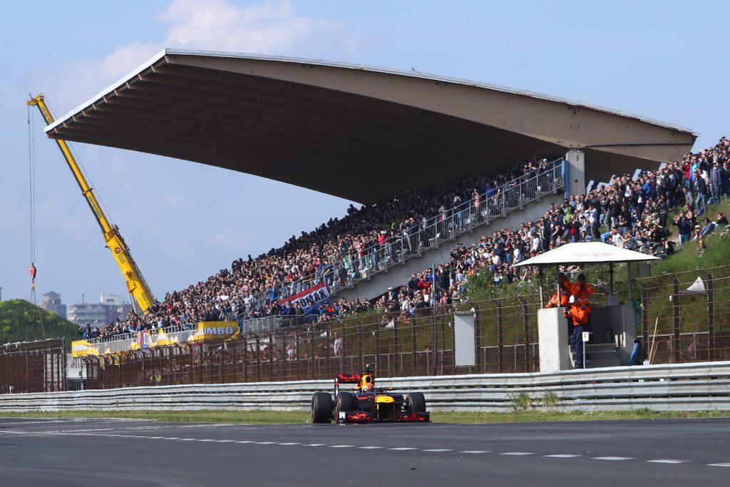 Max Verstappen Jumbo racedagen - Autovisie.nl