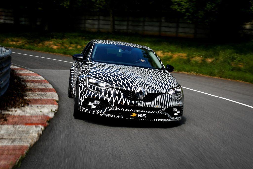 Renault Megane RS - Autovisie.nl