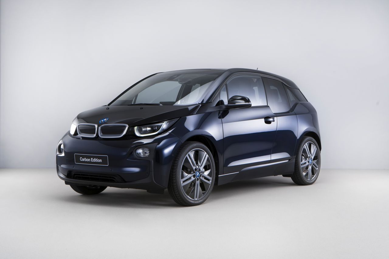 i3 Carbon Edition