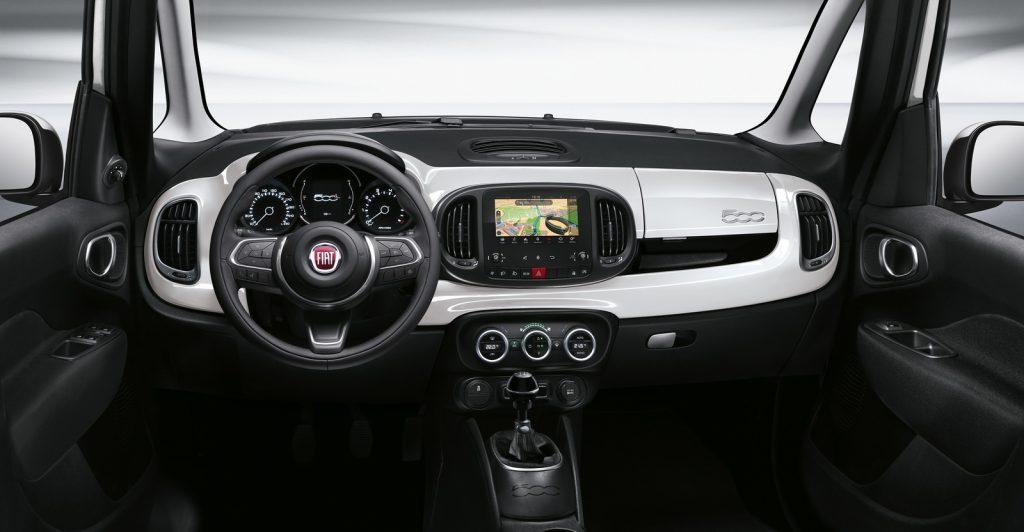 Fiat 500L interieur - Autovisie.nl