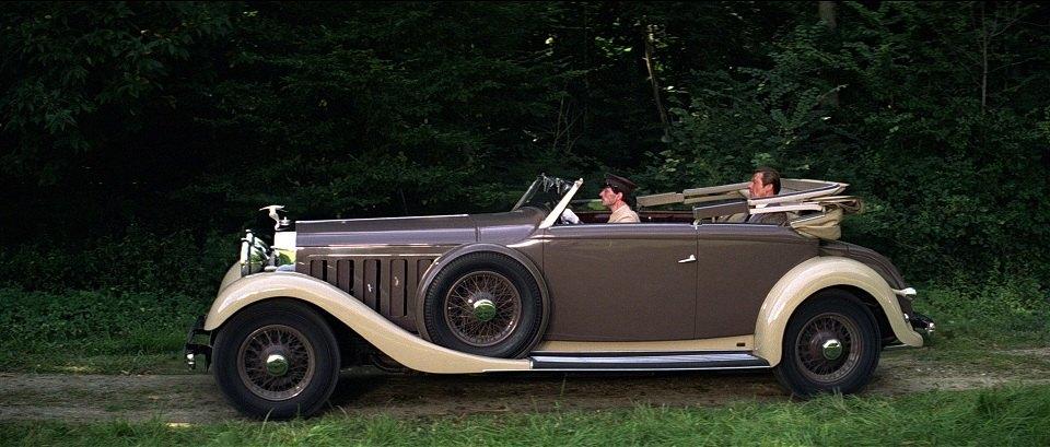 Hispano-Suiza J12 Cabriolet Saoutchik-Autovisie.nl