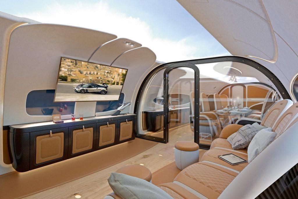 Airbus Pagani - Autovisie.nl