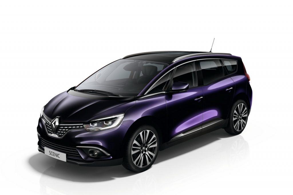 Renault Scenic Initiale Paris - Autovisie.nl