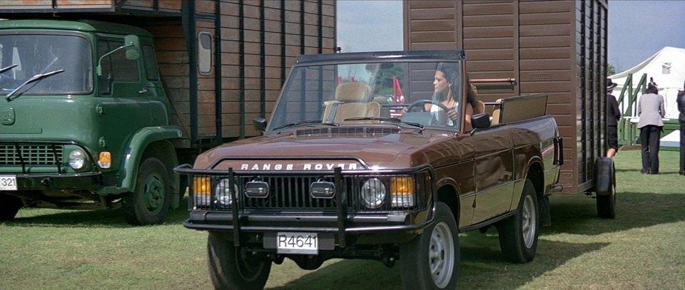 Range Rover Convertible - Autovisie.nl