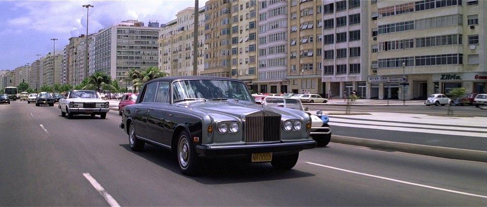 Rolls-Royce Silver Shadow I LWB - Autovisie.nl