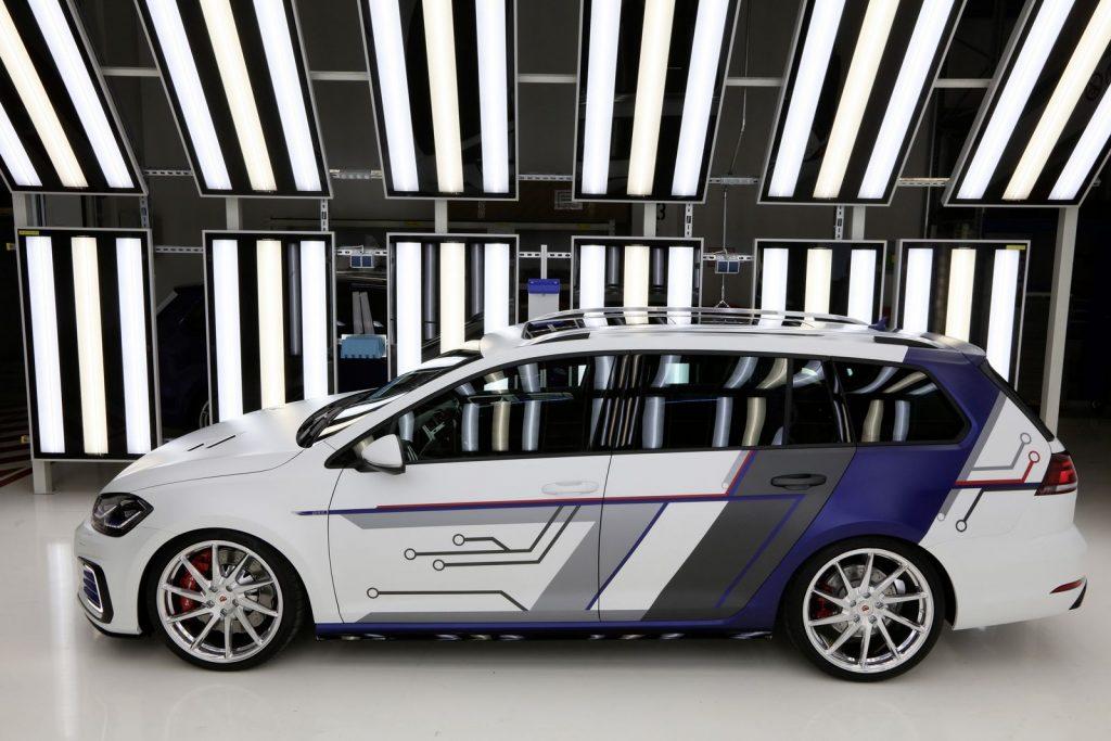 Volkswagen GTE Variant -Autovisie.nl