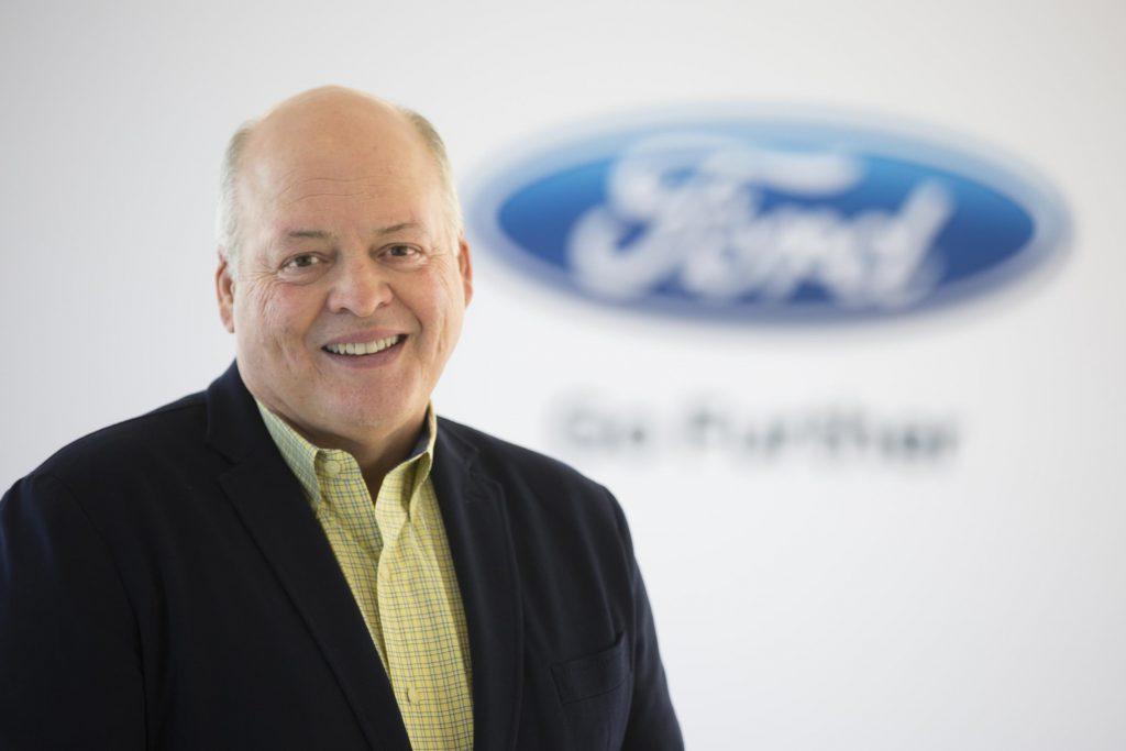 Ford CEO Jim Hackett - Autovisie.nl