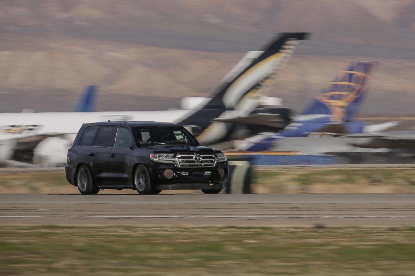 Land Speed Cruiser