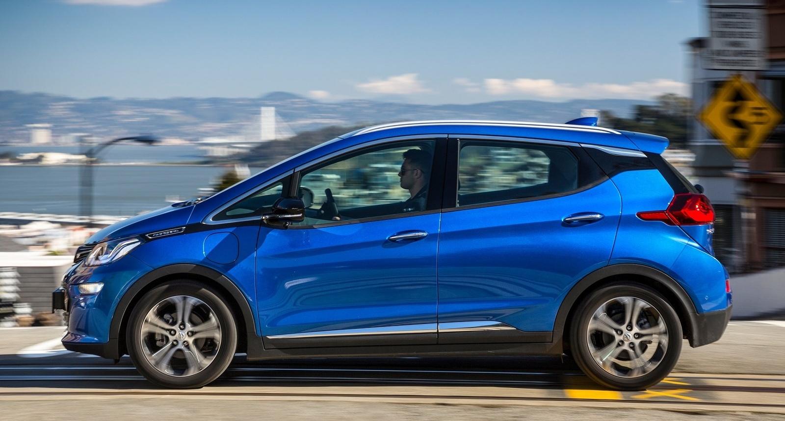 Opel Ampera-e prijs