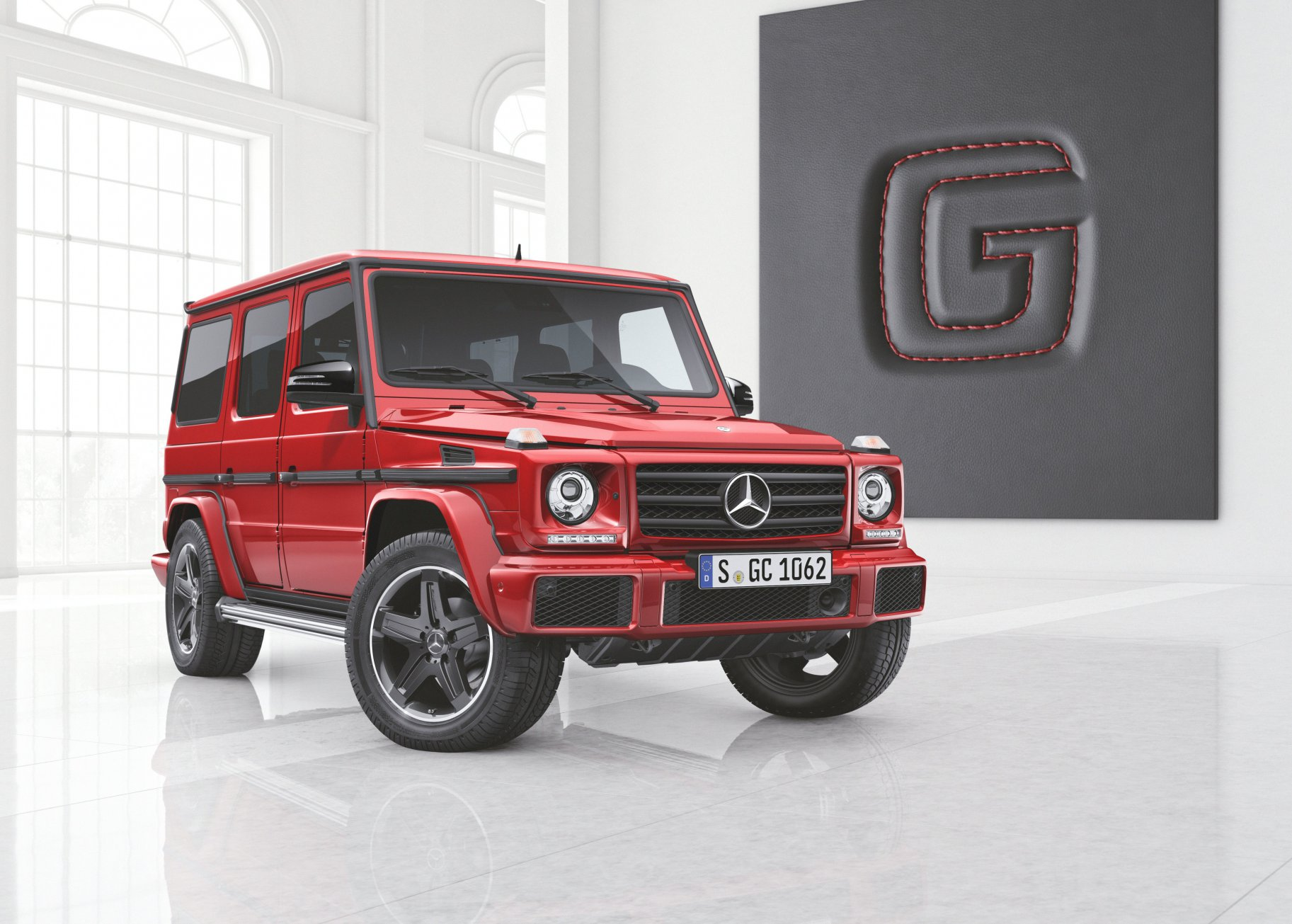 Mercedes-Benz G-Klasse designo manufaktur Edition (L) en Exclusive Edition