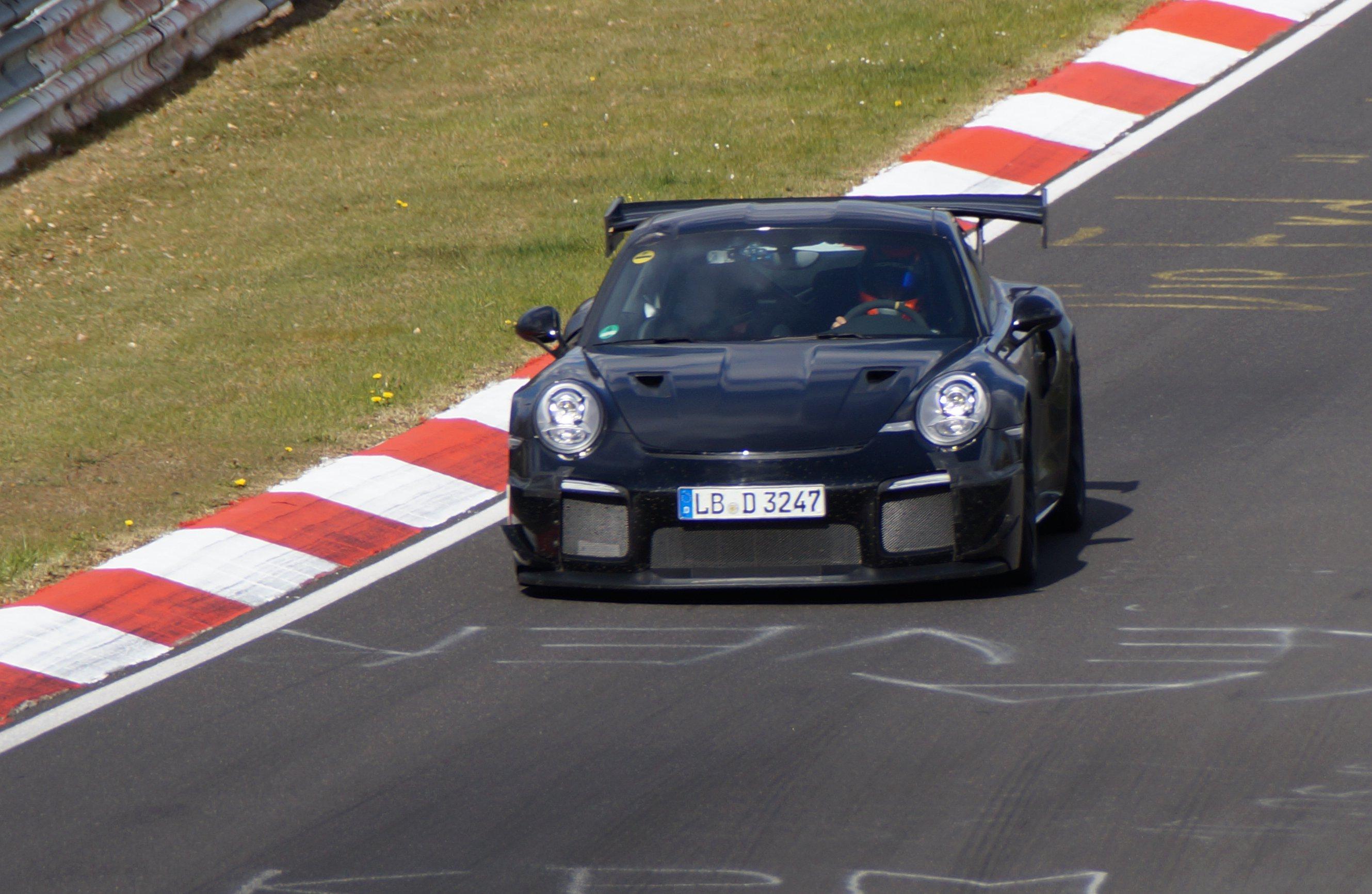 Porsche 911 GT2 RS, foto Wilco Blok