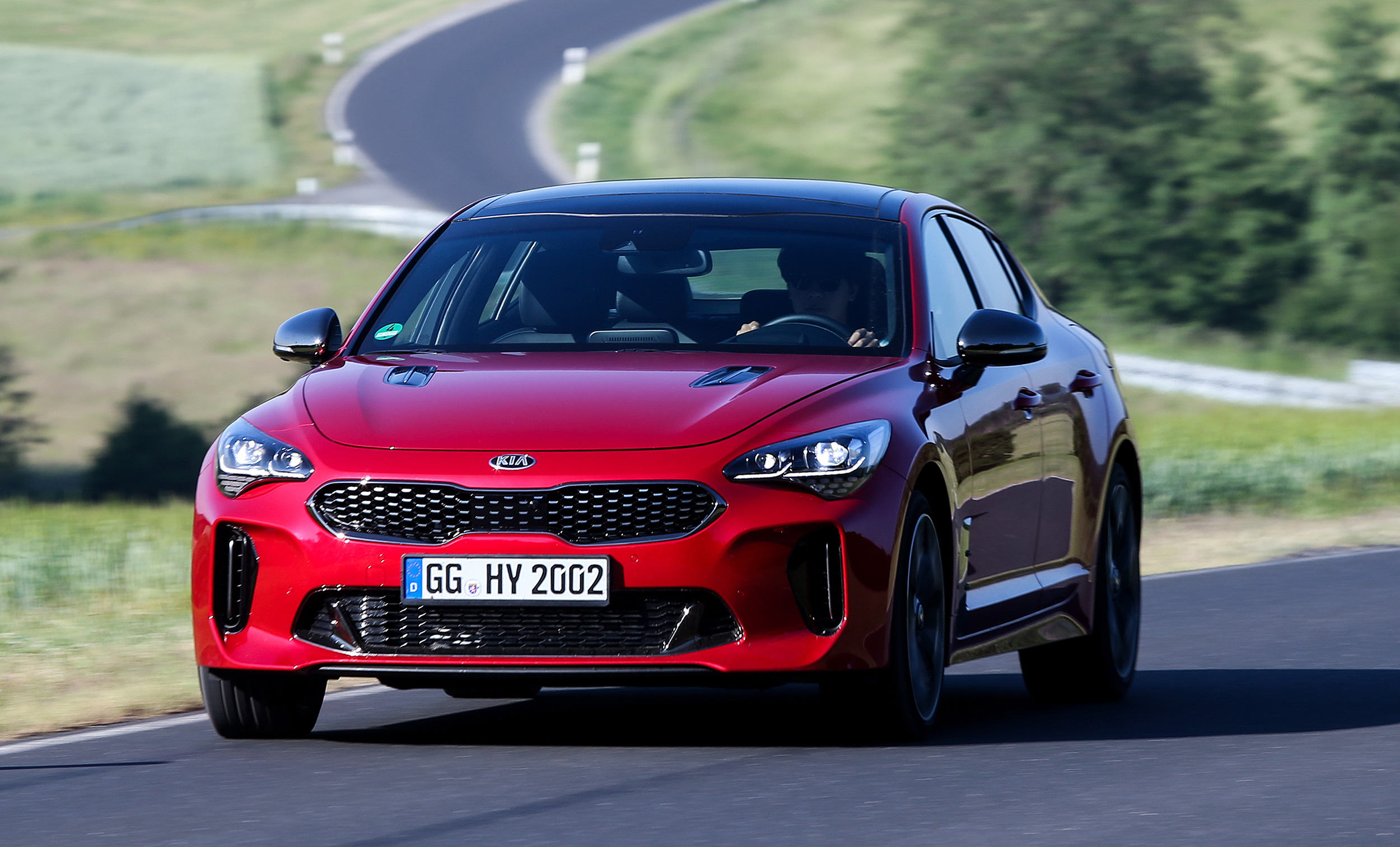 Kia Stinger GT - Autovisie.nl