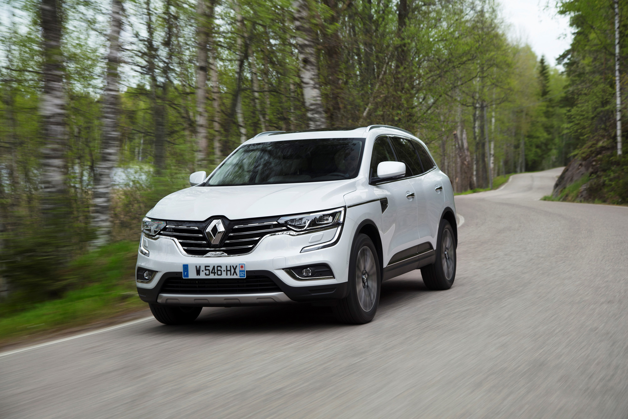 Review: Renault Koleos (2017)