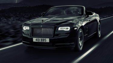 Rolls Royce Dawn Black Badge rolls-royce-dawn-black-badge-rijdend
