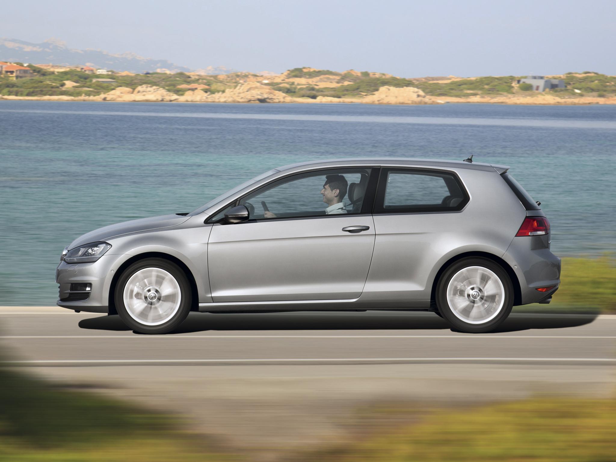 Volkswagen Golf 3d - Autovisie.nl