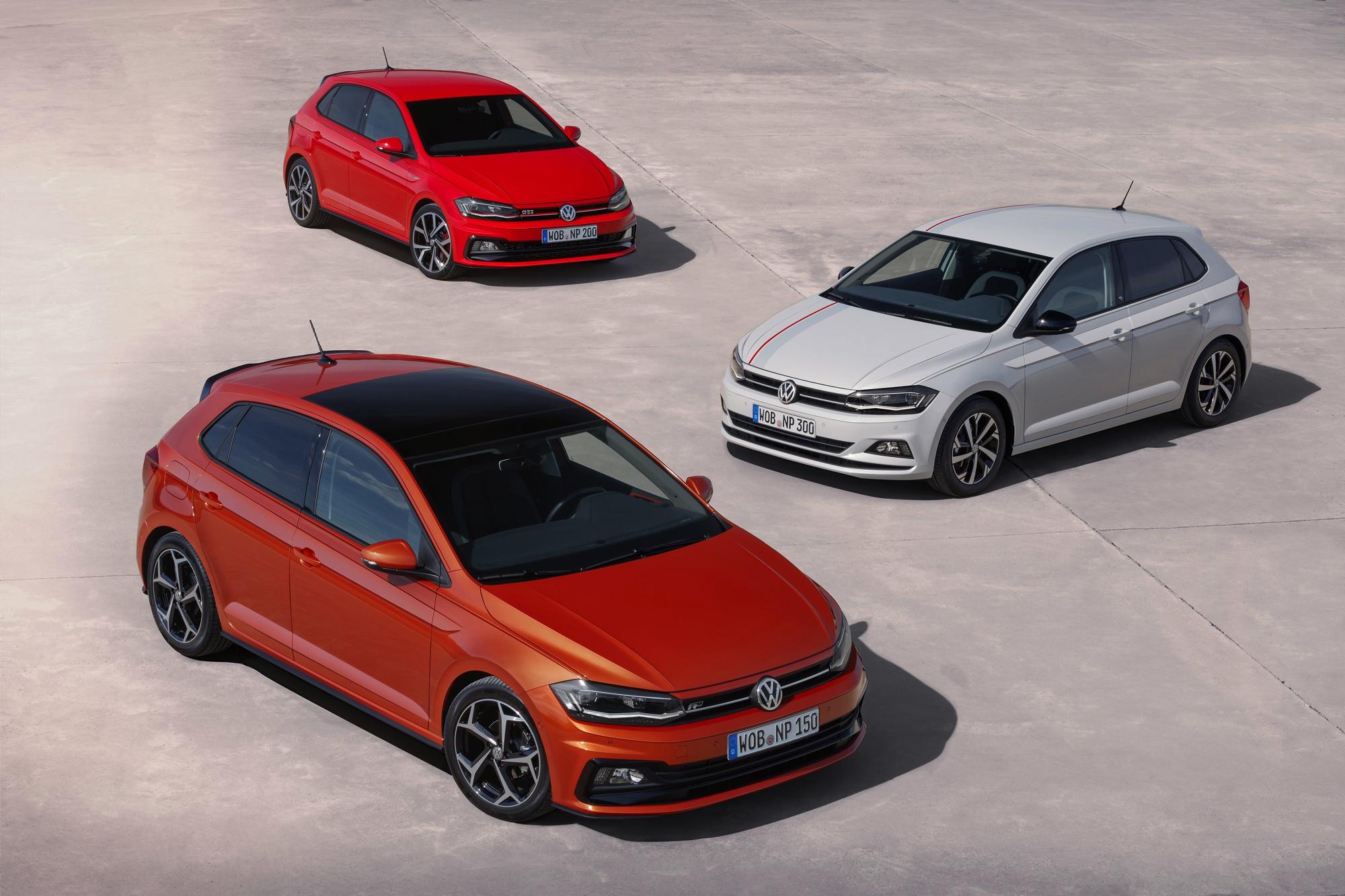 Volkswagen Polo family 2017 - Autovisie.nl