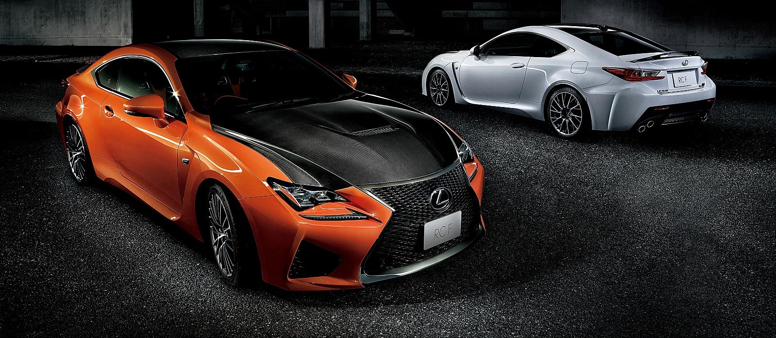 japanse-supercar-lexus-rc-f