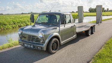 Austin Mini oprijwagen 2 - Autovisie.nl