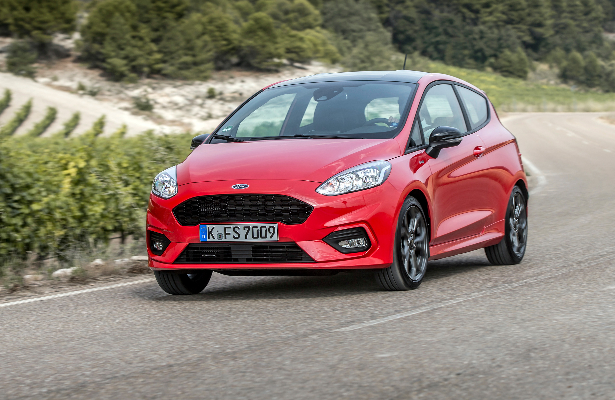 Review: Ford Fiesta (2017)
