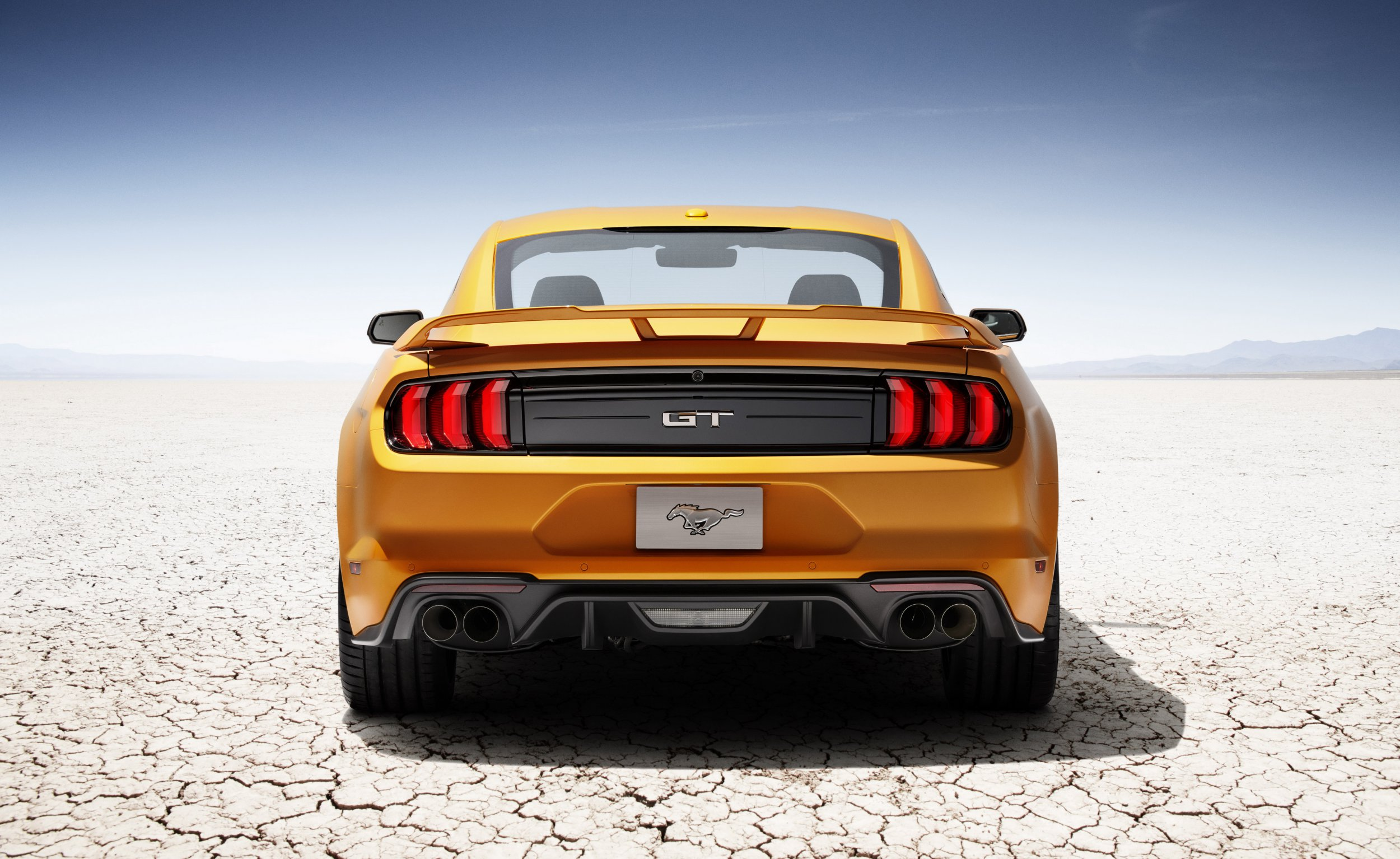 Ford Mustang GT 2018 - Autovisie.nl