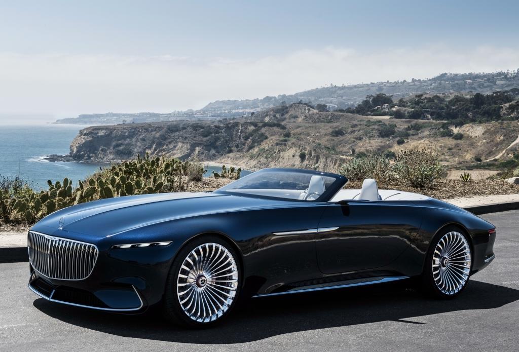 Vision Mercedes-Maybach