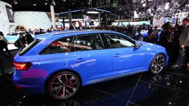 Audi RS 4 Avant - Autovisie.nl