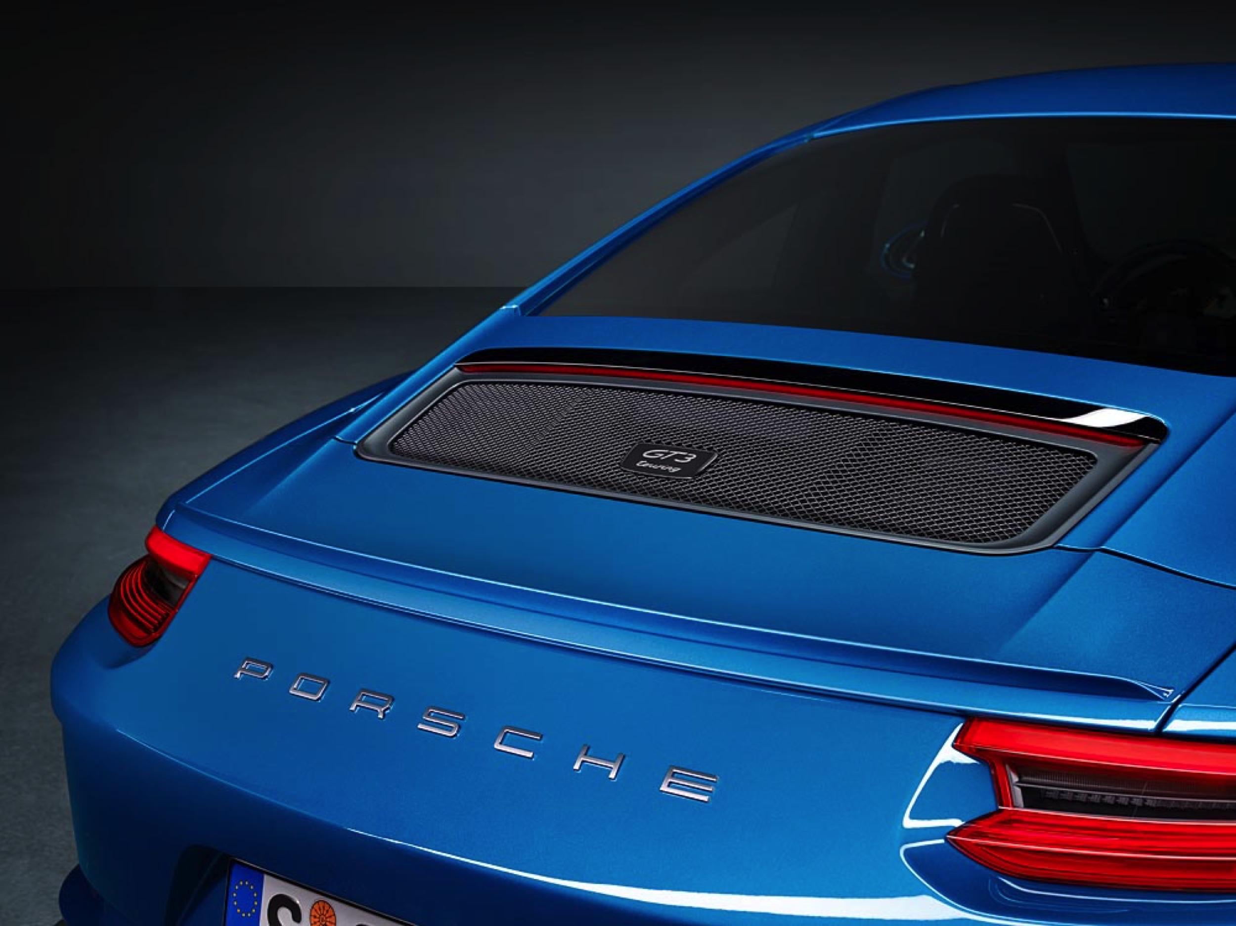 Porsche 911 GT3 Touring Package - Autovisie.nl