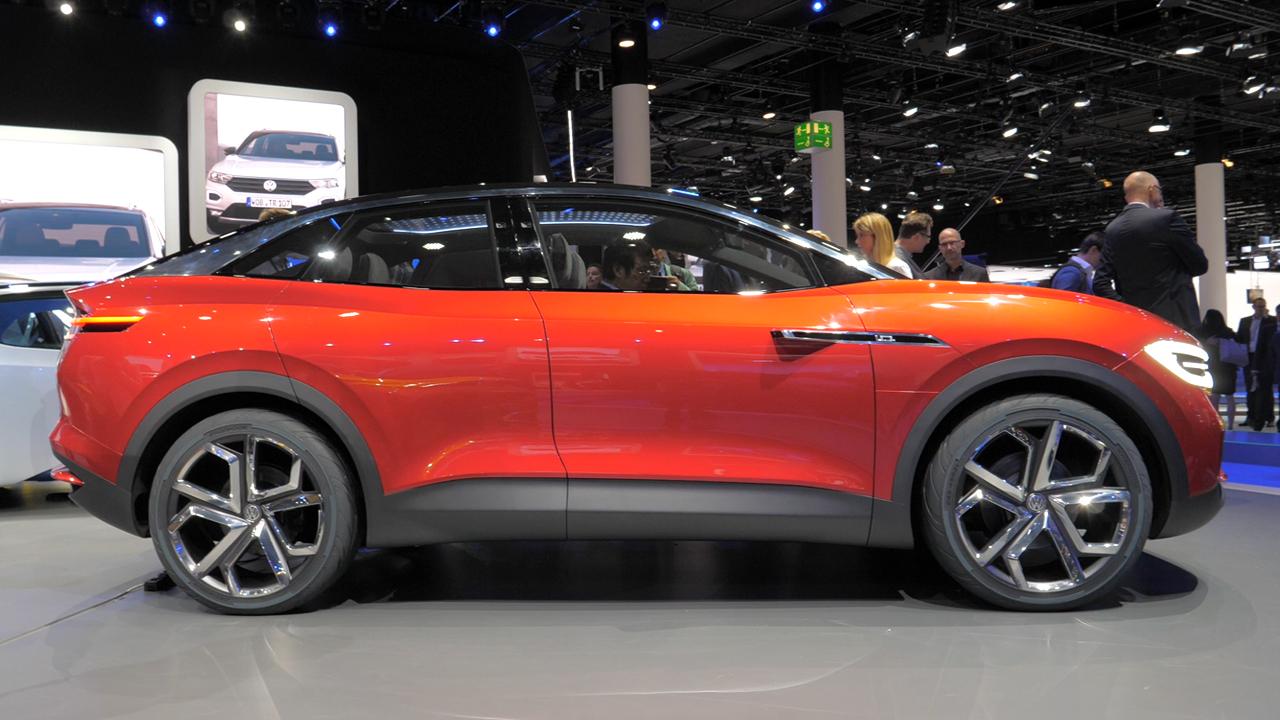 Volkswagen I.D. Crozz II Concept - Autovisie.nl