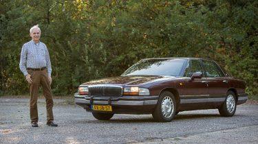 Buick Park Avenue - Hans Koks - Autovisie.nl