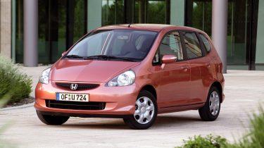 Honda Jazz -1 - Dossier Compacte Ruimtewagens 5000 euro - Autovisie.nl