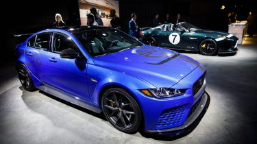 Foto: Patrick T. Fallon/Bloomberg Jaguar Land Rover Reveal Ahead Of The 2017 Los Angeles Auto Show