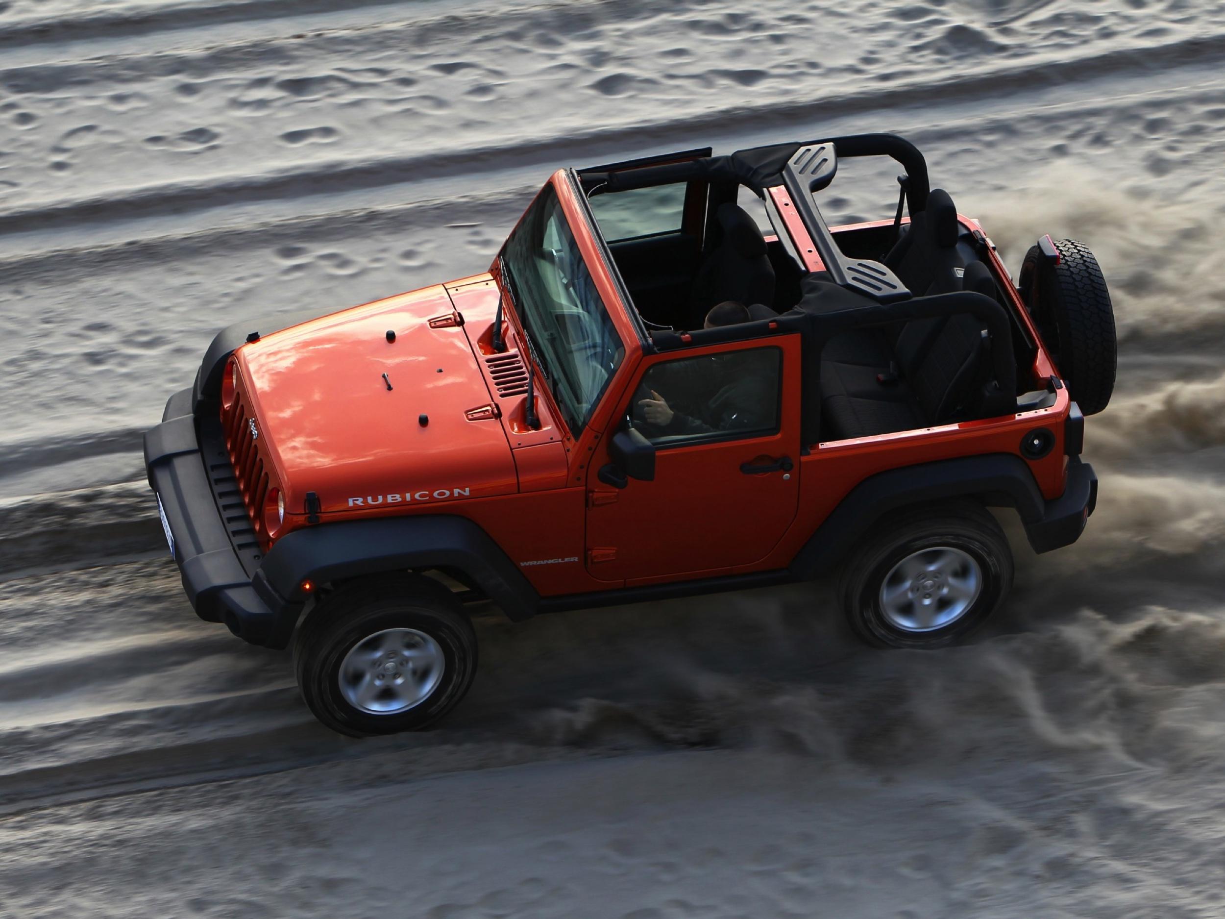 Jeep Wrangler 2016 -1- Autovisie.nl